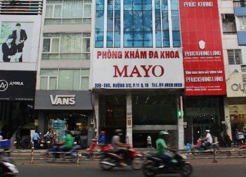 Bộ Y tế yêu cầu làm rõ hoạt động của phòng khám Mayo - Ảnh 1.