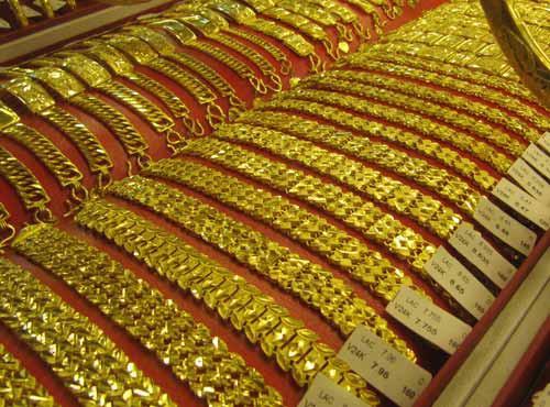Giá vàng SJC giảm mạnh xuống dưới 40 triệu đồng/lượng