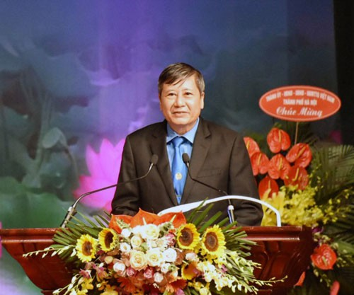 HÀ NỘI: Tuyên dương 90 chủ tịch Công đoàn cơ sở tiêu biểu - Ảnh 1.