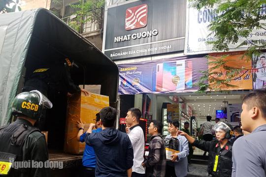 Bo Cong an de nghi Chu tich Ha Noi phoi hop chi dao cung cap thong tin lien quan Nhat Cuong