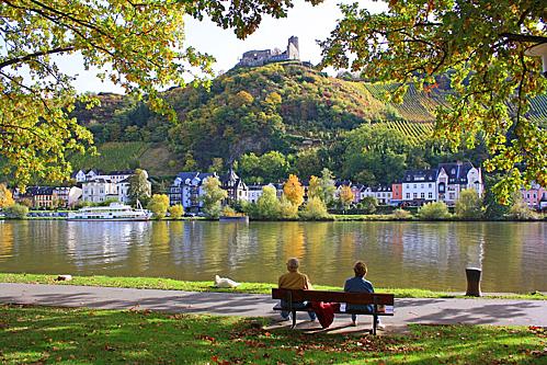 Những ngôi làng cổ tích dọc thung lũng Moselle Đức - Ảnh 1.