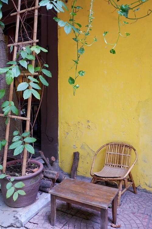 Quán trà đưa khách quay về quá khứ ở Hà Nội - Ảnh 2.