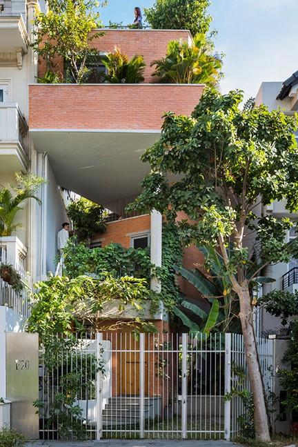 3 nhà Việt lọt top 50 nhà của năm trên website kiến trúc thế giới - Ảnh 5.