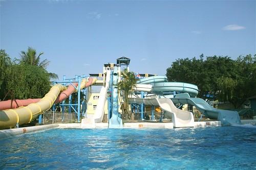 Top 3 công viên giải nhiệt mùa hè tại Hà Nội - Ảnh 1.