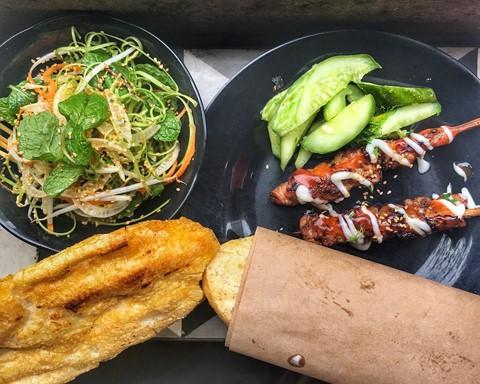 Món ngon khu Chùa Láng cho dân văn phòng thích ăn vặt - Ảnh 8.