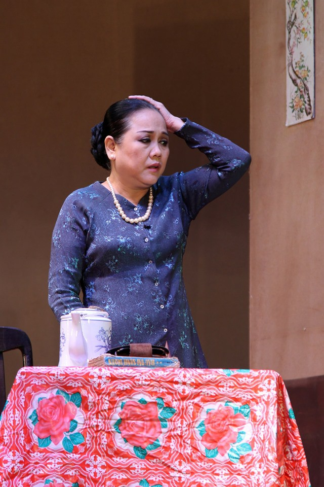 Tổng duyệt Bông hồng cài áo, kỳ nữ Kim Cương nghẹn ngào nhớ mẹ - Ảnh 6.