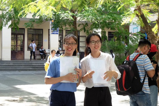 Đà Nẵng: Bài thi THPT quốc gia từ 2,75 lên 7 điểm sau phúc khảo - Ảnh 1.