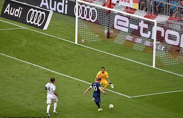 Real Madrid trắng tay trước Tottenham, mất vé chung kết Audi Cup - Ảnh 5.