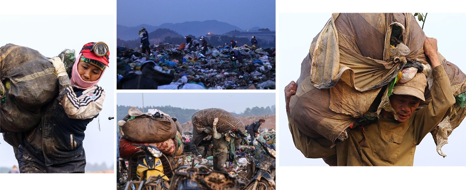 [eMagazine] - Những phận đời mưu sinh trên bãi rác - Ảnh 8.