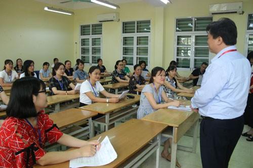 THI THPT QUỐC GIA 2019: Môn ngữ văn hiếm điểm cao - Ảnh 1.