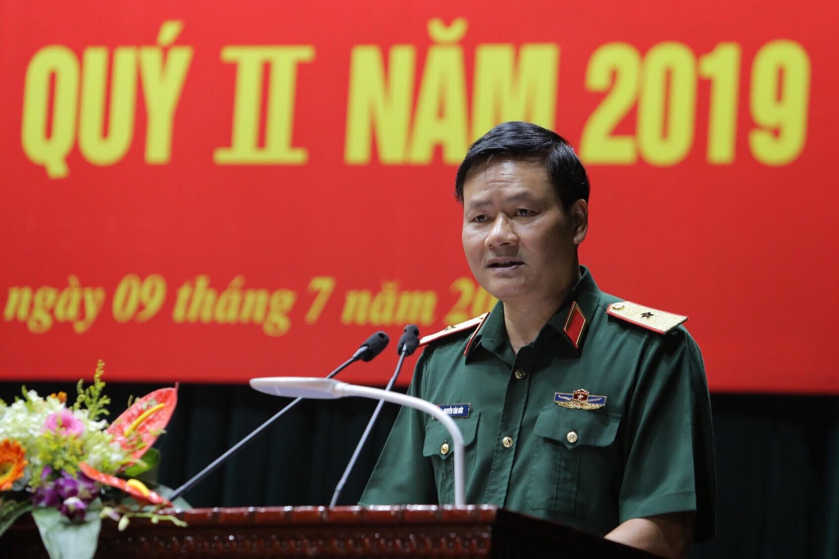 Bộ Quốc Phong đang Xử Ly Kỷ Luật Về Chinh Quyền đối Với đo đốc Nguyễn Văn Hiến Bao Người Lao động