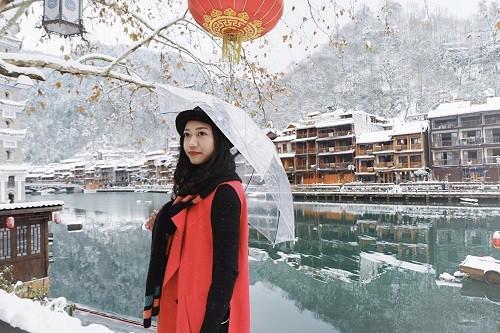 Cô gái Việt bật mí 48 giờ khám phá hai cổ trấn ở Trung Quốc - Ảnh 1.