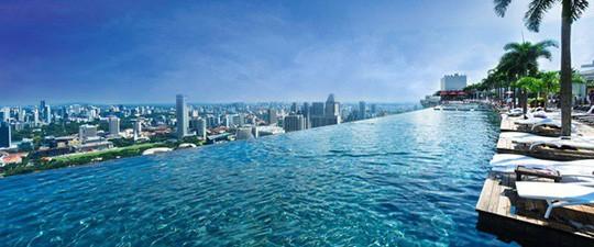 Đã mắt với những bể bơi xanh ngát, đẹp nín thở trên khắp hành tinh - Ảnh 3.