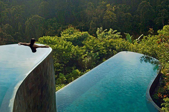 Đã mắt với những bể bơi xanh ngát, đẹp nín thở trên khắp hành tinh - Ảnh 5.