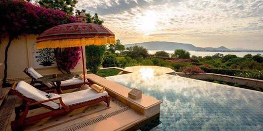Đã mắt với những bể bơi xanh ngát, đẹp nín thở trên khắp hành tinh - Ảnh 8.
