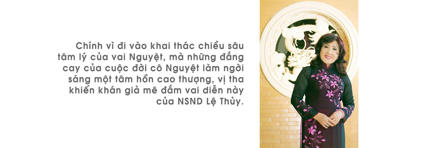 NSND Lệ Thủy – Mỗi vai diễn là cánh mai vàng khoe sắc - Ảnh 9.
