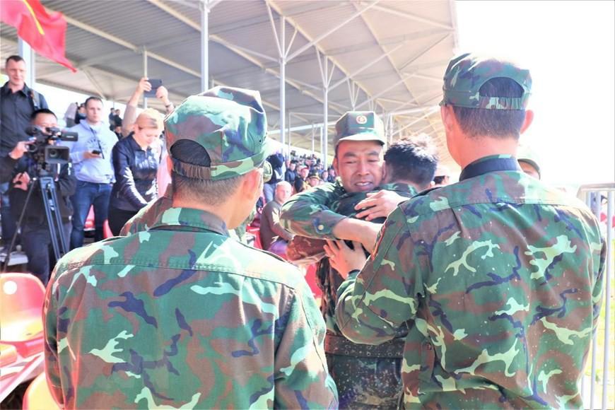 [eMagazine] - Hội thao quân sự quốc tế 2019: Dấu ấn đội tuyển xe tăng Việt Nam - Ảnh 8.