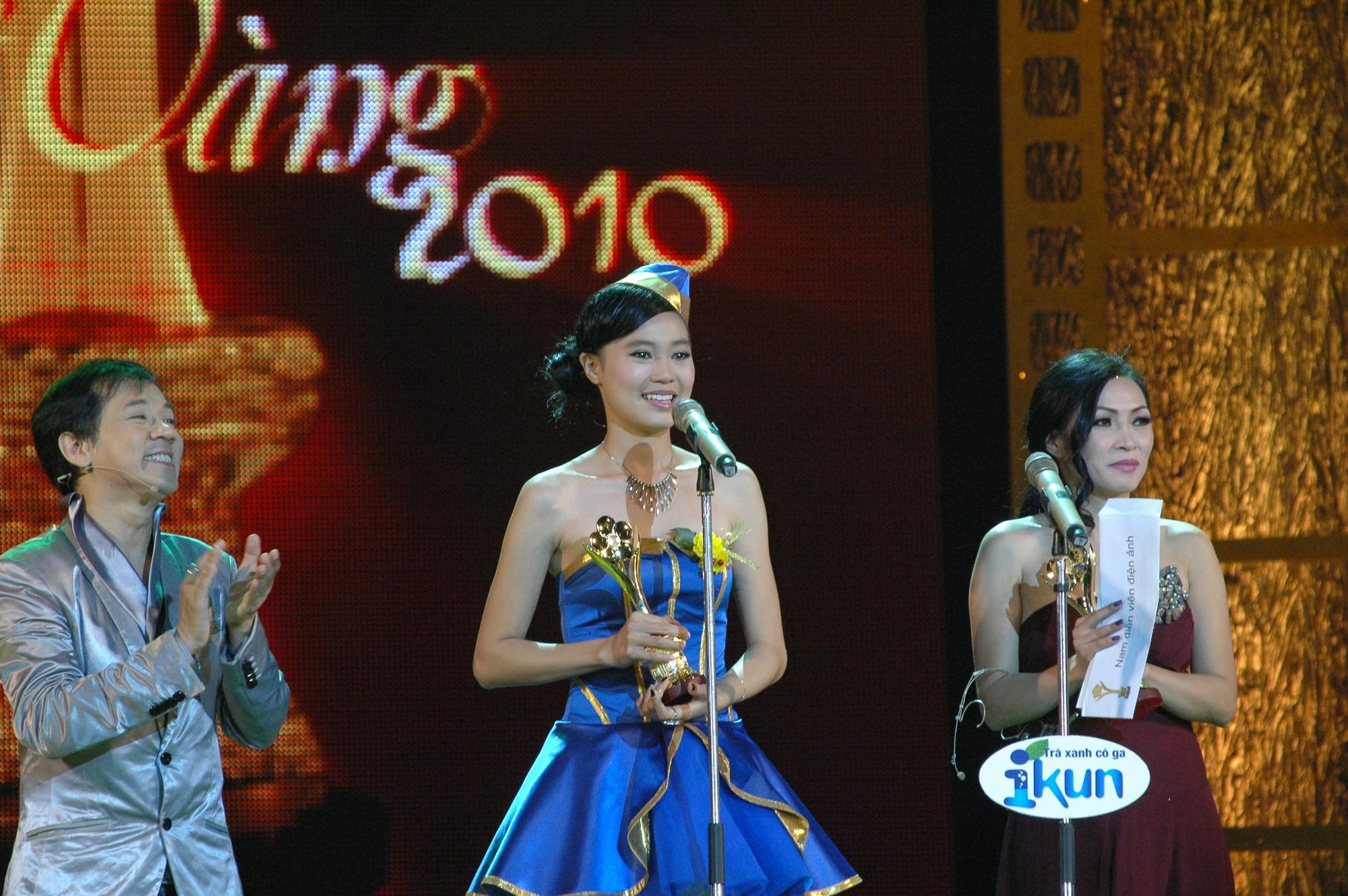 Giải Mai Vàng – Cột mốc đầu tiên của Ninh Dương Lan Ngọc - Ảnh 4.