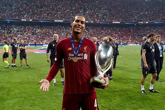 Van Dijk mơ lật đổ Messi, Ronaldo ở FIFA The Best 2019 - Ảnh 4.