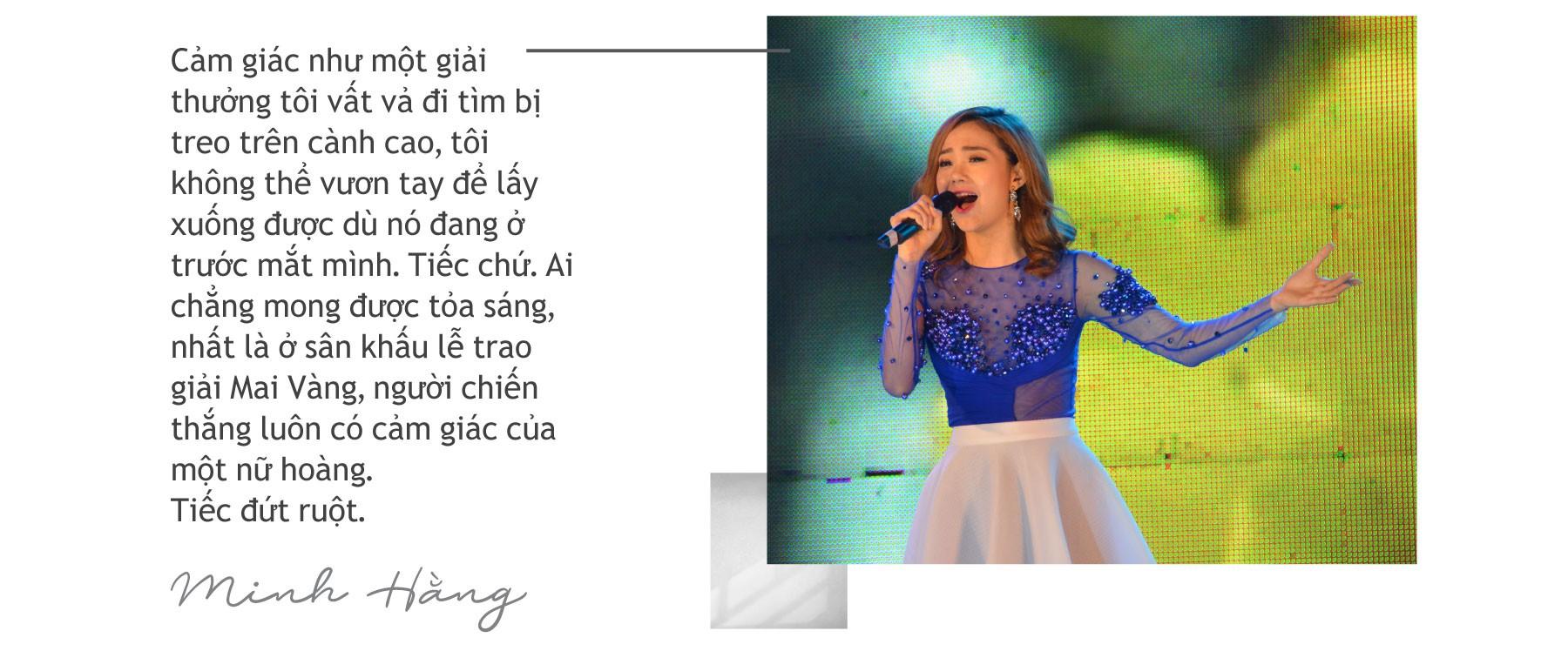 [eMagazine] - Diễn viên-ca sĩ Minh Hằng: Ai mà chẳng mơ có giải Mai Vàng? - Ảnh 4.