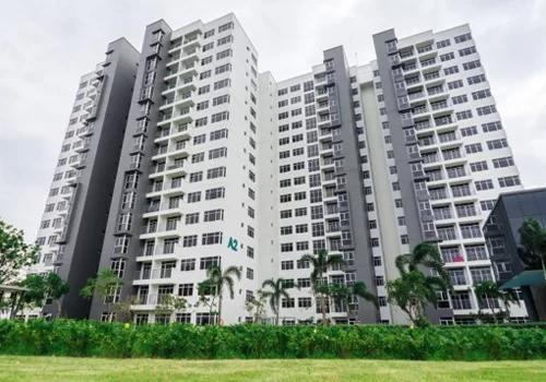 Dự án chung cư tại Bình Dương tăng vọt - Ảnh 1.