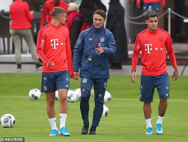 Đón tân binh Coutinho, Bayern mơ chinh phục Champions League - Ảnh 3.