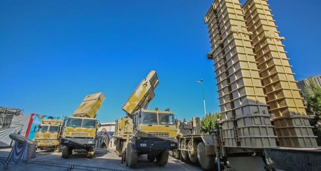 Iran khoe hệ thống tên lửa mạnh hơn S-300 - Ảnh 1.