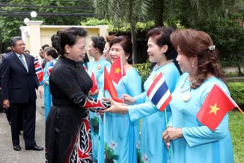 Khẳng định vị thế Quốc hội Việt Nam trong AIPA - Ảnh 1.