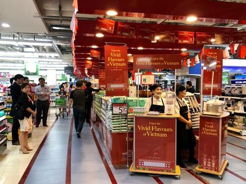 Đánh thức tiềm năng thị trường Singapore - Ảnh 1.