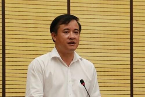 Trần tình lý do hợp thức hóa sai phạm 57 biệt thự tiền tỉ xây trên đất rừng ở Hà Nội - Ảnh 1.