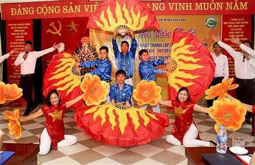Hà Nội: Nâng cao đời sống tinh thần cho CNVC-LĐ - Ảnh 1.