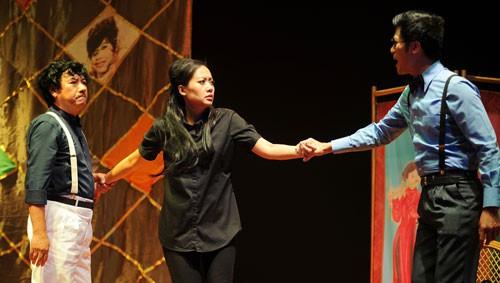 Giải Mai Vàng 25 năm: Thúc đẩy sáng tạo vở diễn sân khấu - Ảnh 3.