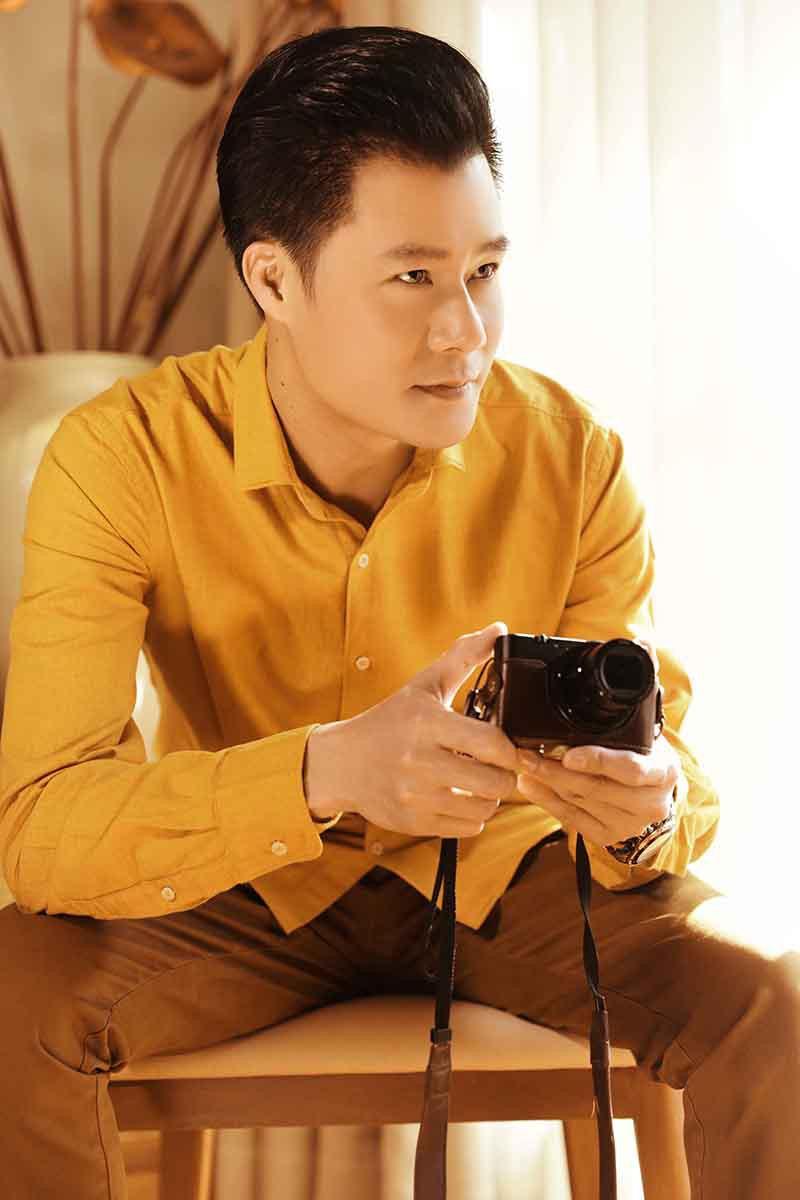[eMagazine] - Ca sĩ Quang Dũng: Trong tôi tràn ngập sự biết ơn giải Mai Vàng - Ảnh 9.