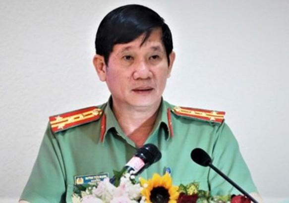 Ban Bí thư kỷ luật Giám đốc Công an tỉnh và Trưởng ban Nội chính Tỉnh ủy Đồng Nai - Ảnh 1.