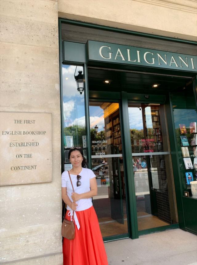 Hiệu sách ở Paris: Bảo tàng văn hóa sống động - Ảnh 4.