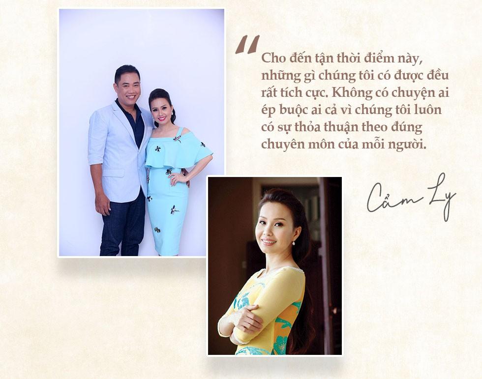 [eMagazine] - Ca sĩ Cẩm Ly: Mai Vàng là món quà tôi luôn mong đợi - Ảnh 5.