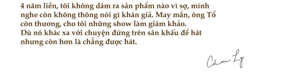 [eMagazine] - Ca sĩ Cẩm Ly: Mai Vàng là món quà tôi luôn mong đợi - Ảnh 6.