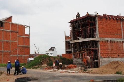 Giá xây dựng tăng, ít tác động tới giá nhà - Ảnh 1.