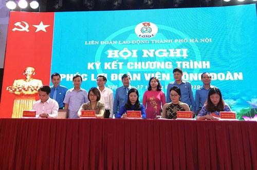 Hà Nội: Đoàn viên được mua hàng giảm giá từ 5%-40% - Ảnh 1.
