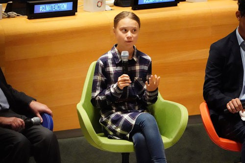 Nữ chiến binh sinh thái tuổi 16 - Ảnh 1.