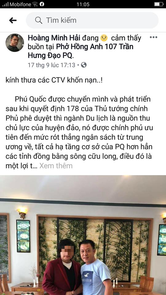 Chủ quán phở ở Phú Quốc liên tục đe dọa, xúc phạm những người làm báo - Ảnh 5.