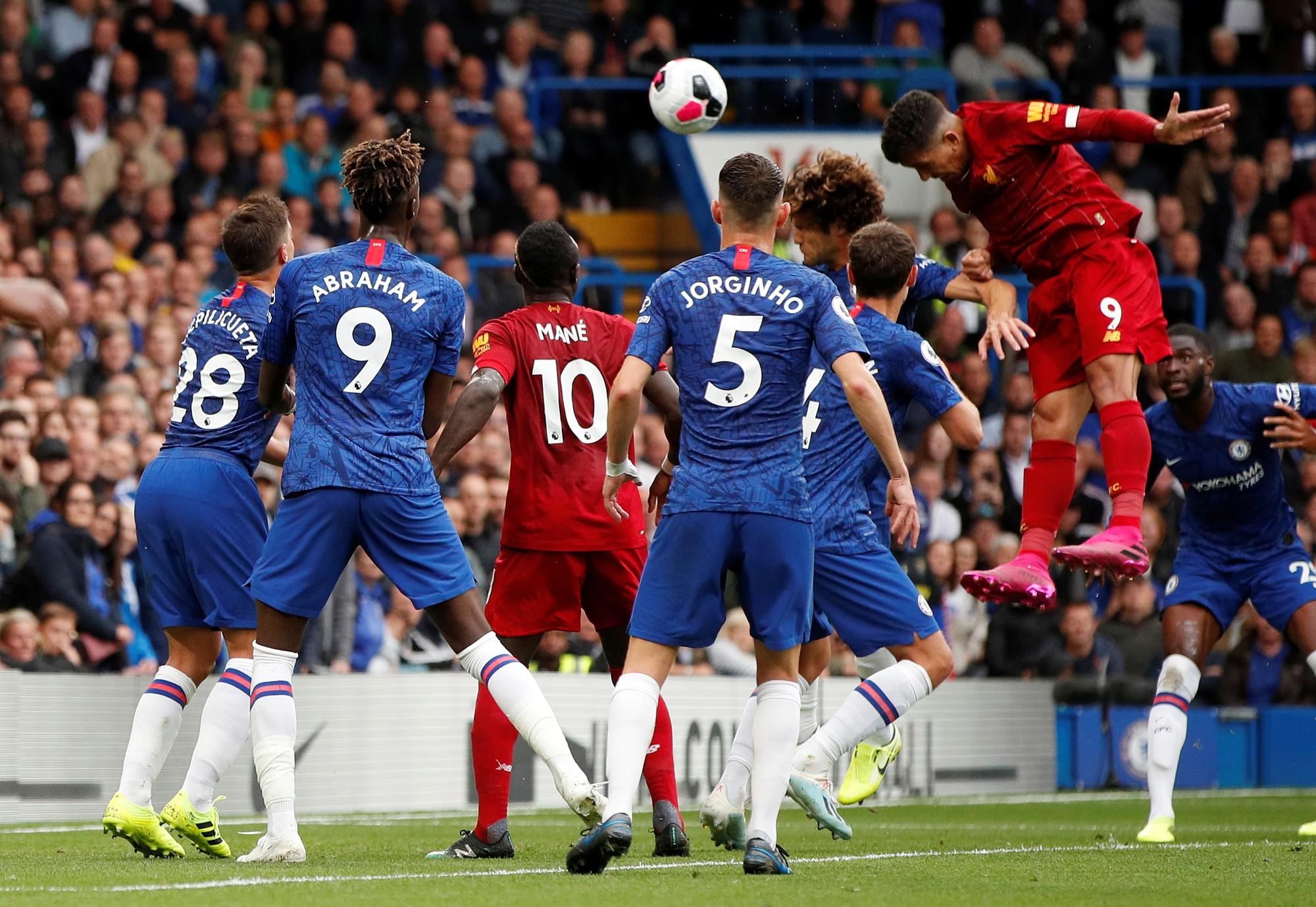 Lịch phát sóng bóng đá hôm nay 20/9/2020: Chelsea vs Liverpool