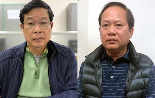 Đề nghị khai trừ khỏi Đảng đối với 2 ông Nguyễn Bắc Son và Trương Minh Tuấn - Ảnh 1.