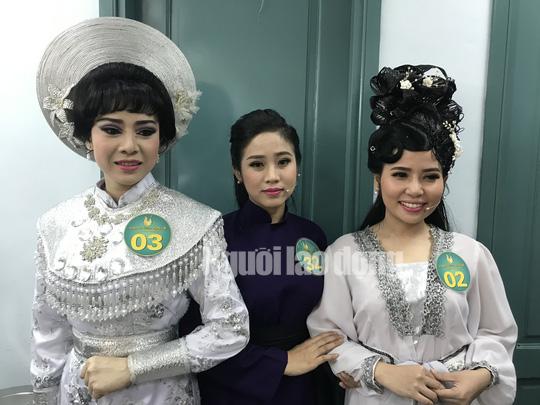 Quách Thị Diễm Ngọc đoạt giải Chuông vàng vọng cổ 2019 - Ảnh 3.