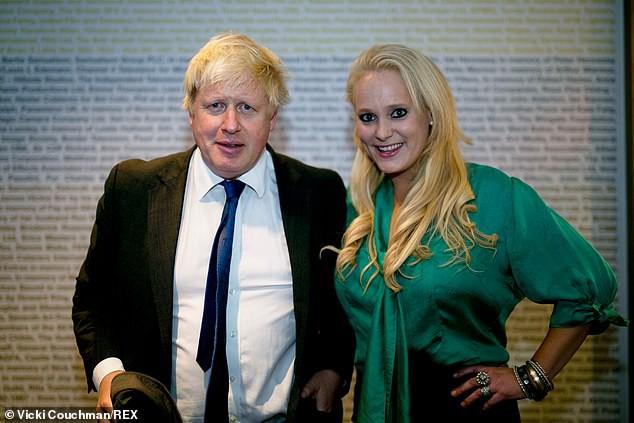 Thủ tướng Anh bị cáo buộc ngoại tình với doanh nhân Mỹ - Ảnh 2.