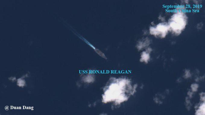 Mỹ điều tàu sân bay tới biển Đông - Ảnh 3.