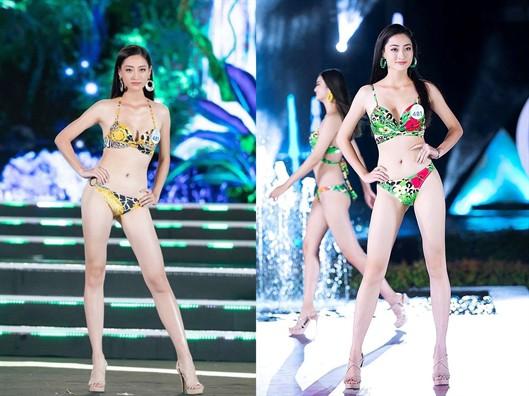 Chế độ giảm cân khắt khe của các nàng hậu Việt - Ảnh 1.