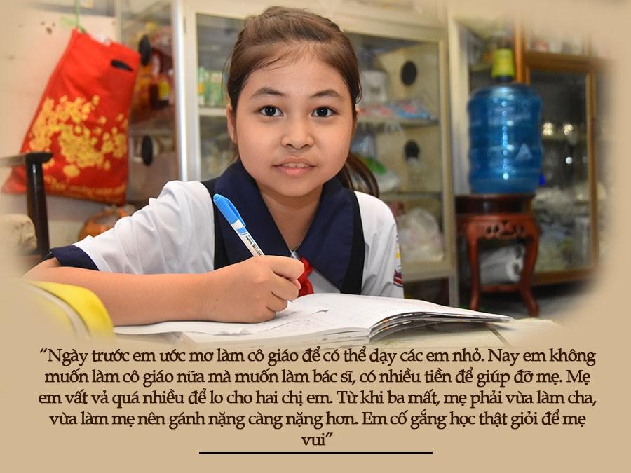 [eMagazine] Cô bé mồ côi, học giỏi - Ảnh 6.