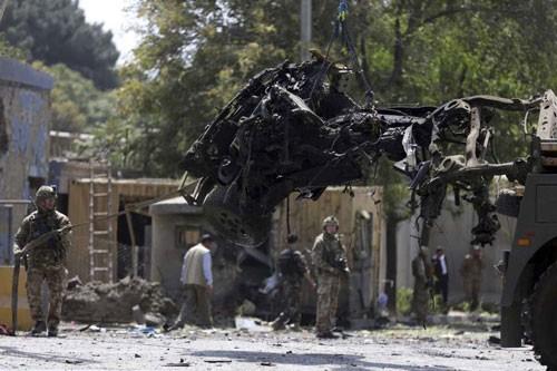 Thỏa thuận hòa bình Mỹ - Taliban chết yểu? - Ảnh 1.