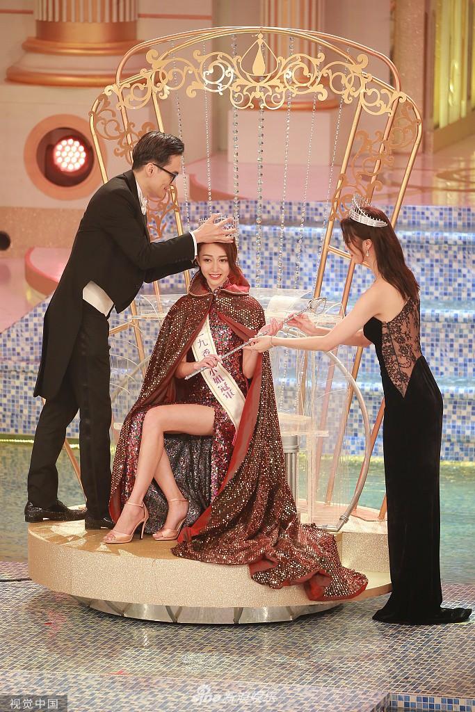 Tiểu Quách Khả Doanh đăng quang Hoa hậu Hồng Kông 2019 - Ảnh 2.